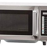 AMANA RMS10TS Medium Volume Microwave Oven : Nice Microwave for the price