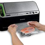 Amazon Renewed FoodSaver 4420 2-in-1 Vacuum Sealing System : It shipped fast and the receiver loved it. Having seen some of the results from