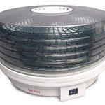 Aroma Housewares AFD-615 5-Tier Rotating Food Dehydrator – fast