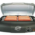 As Seen On TV Hot Dog Express Countertop Hot Dog Electric Cooker, Sports watchers love this Hot Dog Express!