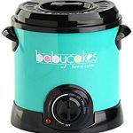 Baby Cakes Babycakes DF-101 Funnel Cake Fryer Turquoise – Wasted a lot of