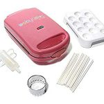 Baby Cakes The Original Babycakes Nonstick Coated Pie Pop Maker : Great product! Lots of fun.