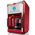 BELLA 13839 Dots Collection 12-Cup Programmable Coffee Maker, Great lil' coffee makerand attractive too!