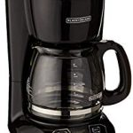 BLACK+DECKER & Decker BCM1410B 12-Cup Programmable Coffeemaker – Great coffee pot at first but it quit working after