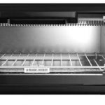 BLACK+DECKER & Decker TO1412B 4-Slice Toaster Oven – great choice