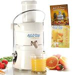 BUNN Jack LaLanne JLPJB Power Juicer Juicing Machine :  of the line juice machine but it does a great job at making a very delicious cup of juice