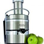 BUNN Jack Lalanne PJP Power Juicer Pro Stainless-Steel Electric Juicer – A juicer after my own heart!