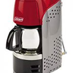 Coleman Portable Propane Coffeemaker – Great Product! See below for filter info