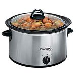 Crock-Pot 3040-BC 4-Quart Round Manual Slow Cooker – solid workhorse