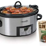 Crock-Pot SCCPVL610-S 6-Quart Programmable Cook and Carry Oval Slow Cooker : Love it!