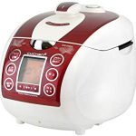 Cuchen Elvan Pressure Rice Cooker – Best rice cooker that I've ever tried