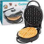 CucinaPro Belgian Waffle Maker- Non-Stick 7 : Best Belgian Waffle Maker Ever!!
