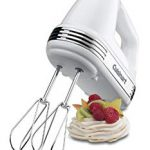 Cuisinart 7 Speed Hand Mixer – I like this mixer a lot but a few months after