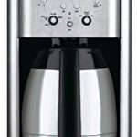 Cuisinart DCC-1400 Brew Central 10-Cup Thermal Coffee Maker – Drink as soon as perked