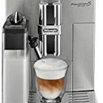 DeLonghi America ECAM28465M Prima Donna Fully Automatic Espresso Machine : Machine works good, easy to use- cappuccino is better than Starbucks