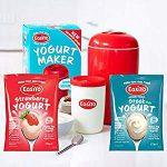 EasiYo Starter Kit – Yogurt Maker & 2 Yogurt Sachets : Recommended by our family