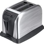 Focus Electrics, LLC West Bend 2-Slice Toaster, It's okay and I will adjust to it!
