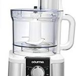 Gourmia GR1100N Gourmet Grade 14 Cup Food Processor Ultra Quiet Powerful Heavy Duty Motor – Heavy duty!