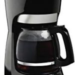 Hamilton Beach 12-Cup Coffee Maker, I highly recommend this basic, well-designed coffee maker.