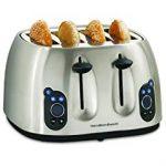 Hamilton Beach 24502 Digital 4 Slice Toaster : great toaster