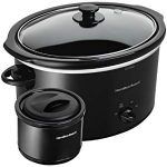 Hamilton Beach 33258 Slow Cooker, You can find better ones for cheaper