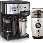 Hamilton Beach 49983 FlexBrew 1-12 Cup CoffeeMaker, A great addition to our kitchen.  Does what it is suppose to do along with brewing a great pot of coffee.