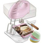 Hamilton Beach 62666 Cupcake Creations Hand Mixer – Pink & it works!