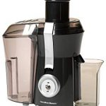 Hamilton Beach 67650H Big Mouth Pro Juice Extractor, Holy moly! This juicer rocks.