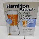 Hamilton Beach Blender Wave Maker 56 Oz – Second one I've bought