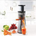 Juicepresso Best Juicer Cold Press Juicer is Dishwasher Safe & Easy to Clean : Five Stars