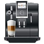 Jura IMPRESSA Z9 Automatic Coffee Machine – I would have appreciated if the body of the machine was steel- like breville does