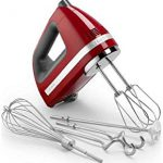 KitchenAid 9-Speed Digital Display Hand Mixer Empire Beautiful  – With : I am thoroughly satisfied with the product and would readily recommend it for