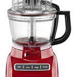 KitchenAid KFP1322ER 13-Cup Food Processor, Four Stars