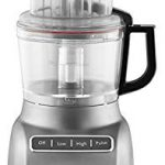 KitchenAid RKFP0922CU  Food Processor – Works well. Much quieter than I expected for such