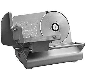 Knox Stainless Steel Meat Slicer – Great product for meat, and cheese.