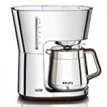 KRUPS KT600  Art Collection Thermal Carafe Coffee Maker : Beautiful Coffee Pot