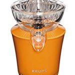 KRUPS ZX720K Electric Acrylic Citrus Juicer – Best Juicer I Have Found