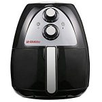 Le Coucou Harmony I-B Low Fat Frying Non-Stick No Oil-Smoke Kitchen Countertop Air Fryer, Yummy snacks in a jiffy