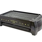 Livart Orange BBQ Deluxe Electric Barbecue Grill – Very happy with the purchase