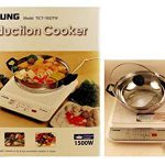 M.V. Trading Tatung Induction Cooker : Just like the restaurant!
