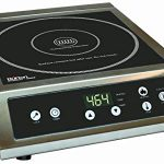 Max Burton 6530 ProChef 3000-Watt Commercial Induction Cooktop – The go to burner