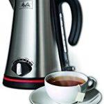 Melitta 1.7-Liter Cordless Kettle, Great news for tea drinkers