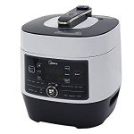 MIDEA MY-SS6062 Power 8-in-1 Multi-Functional Programmable Pressure Cooker, Five Stars