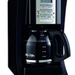 Mr. Coffee 12-Cup Programmable Coffee Maker : If you like strong coffee buy something else.