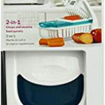 Munchkin Fresh Food Chopper and Steamer : She loved it.