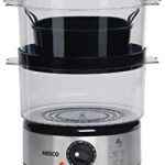 Nesco ST-25BR BPA Free Food Steamer : BPA Free Food Steamer