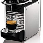 Nestle Nespresso Nespresso Pixie Espresso Maker : This makes a great expresso and I am so happy with it