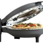 New Wave Multi Pizza Maker : must use gloves!