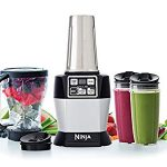 Ninja Nutri  Auto IQ Pro Complete Blender System : loud but blissful