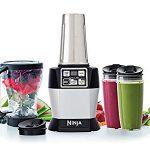 Ninja Nutri  Auto IQ Pro Complete Blender System : loud but blissful